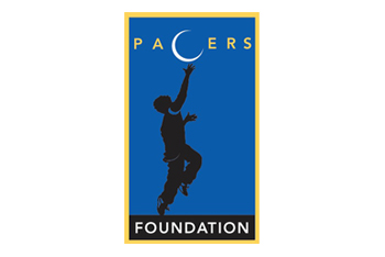 Pacers Foundation Logo