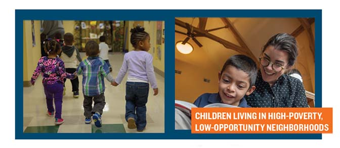 featured image for Indiana shows improvement in the number of children living in concentrated poverty