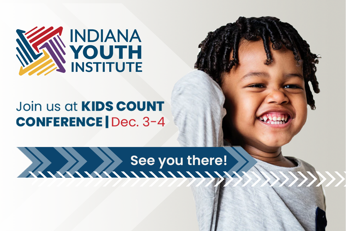 featured image for Youth services community to gather for Indiana Youth Institute's KIDS COUNT® Conference